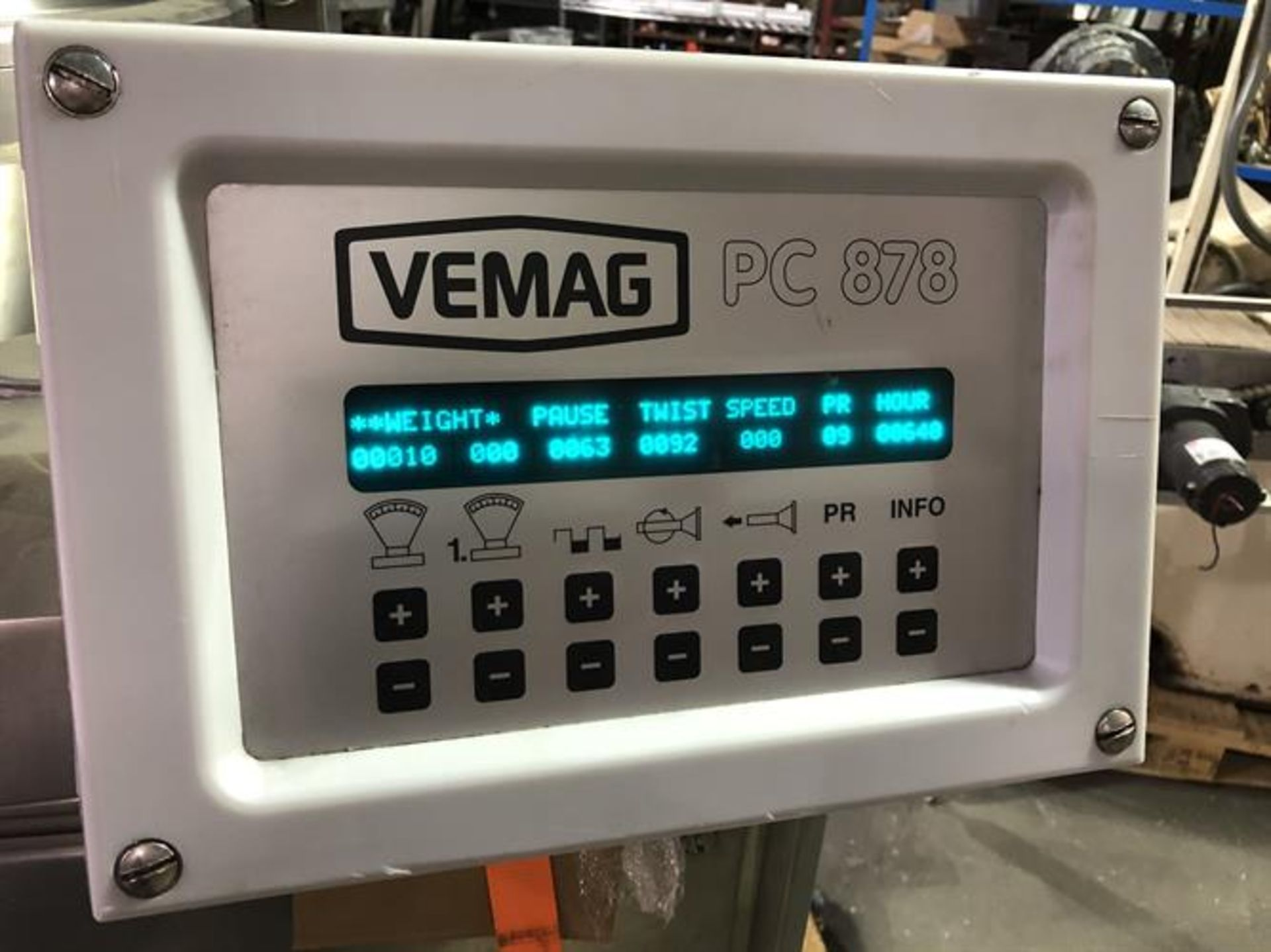 Vemag Robot 500 Stainless Steel Vacuum Stuffer - Machine has been completely reconditioned - PC - Image 7 of 31
