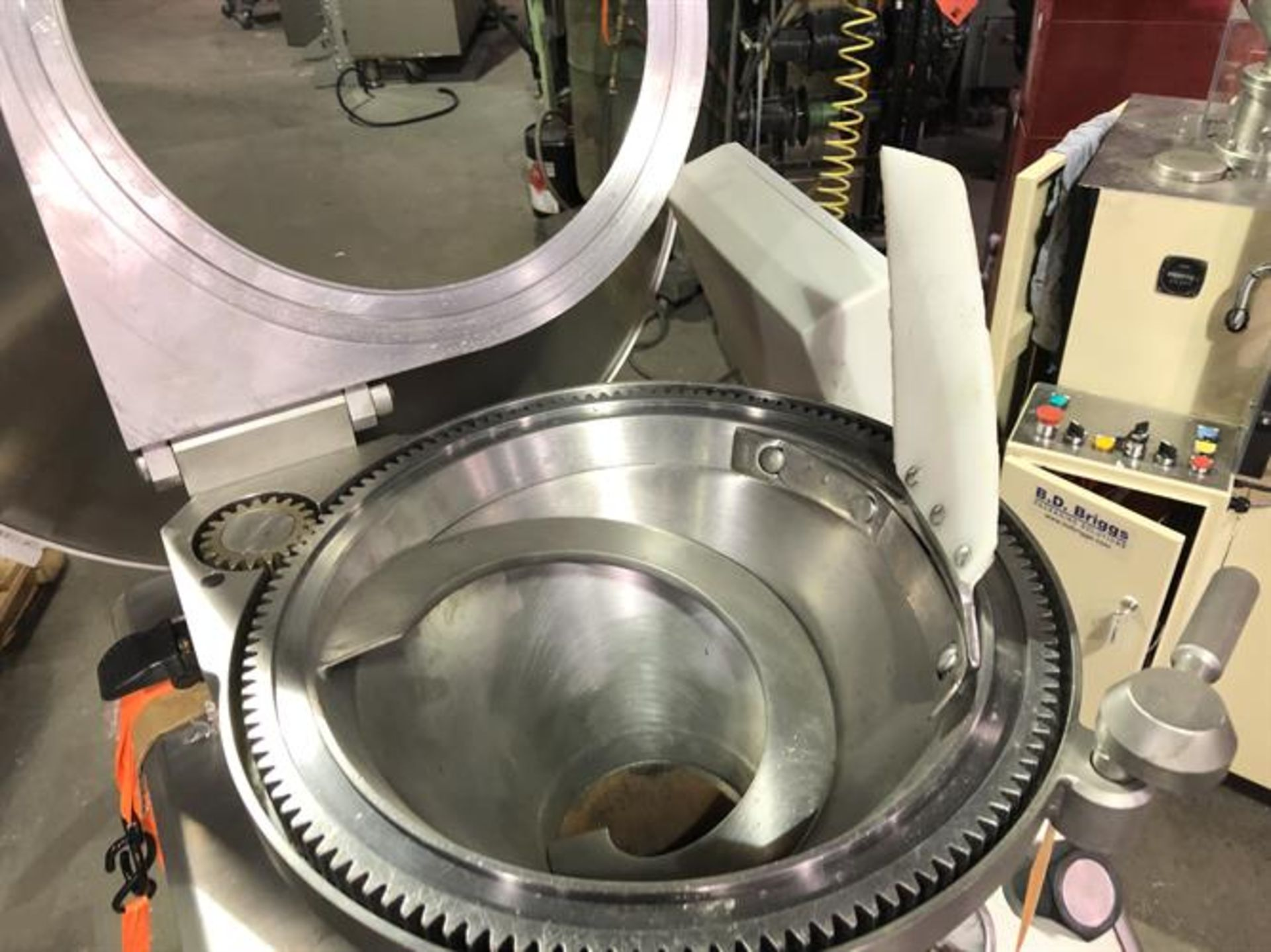 Vemag Robot 500 Stainless Steel Vacuum Stuffer - Machine has been completely reconditioned - PC - Image 20 of 31