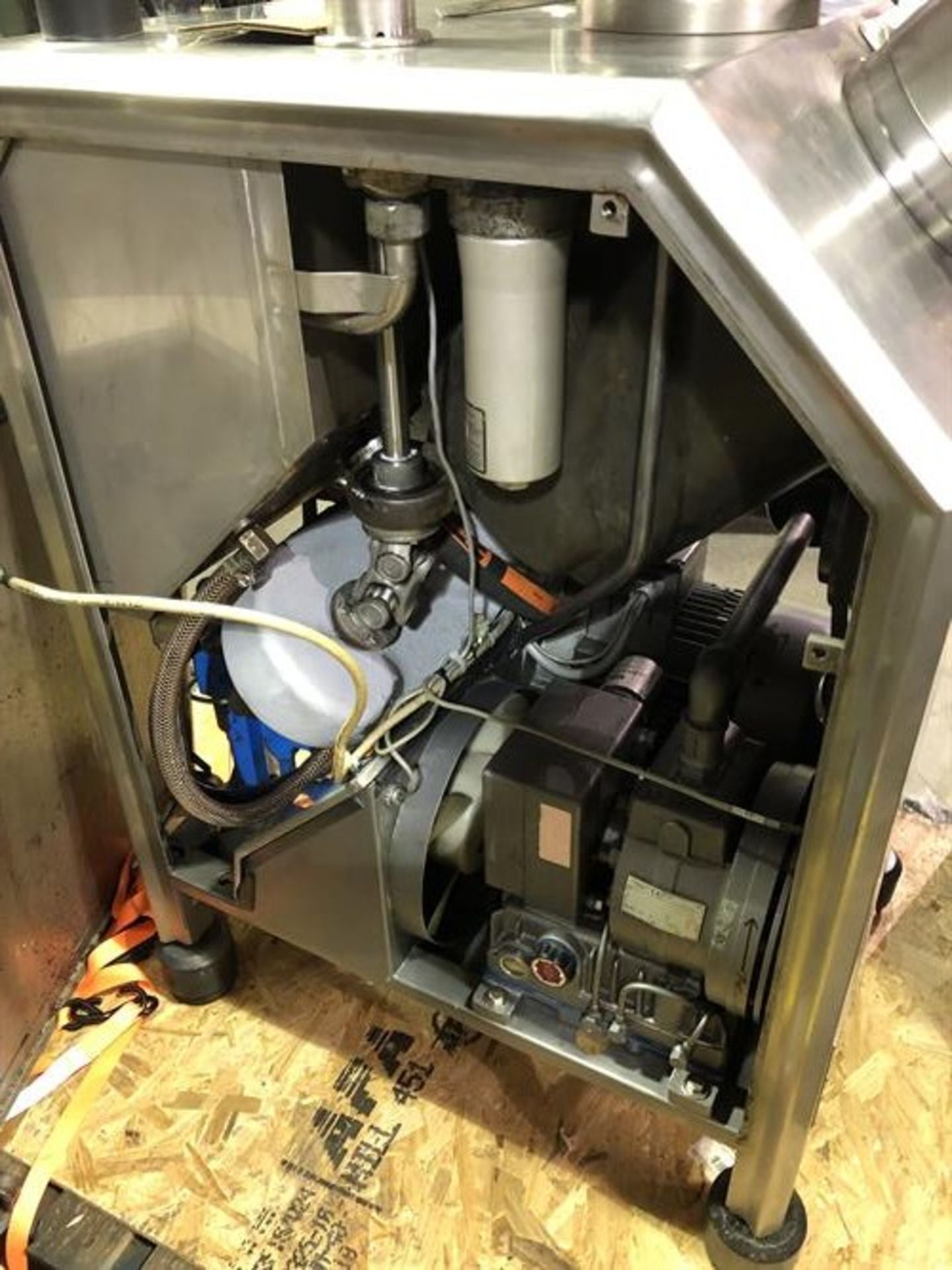 Vemag Robot 500 Stainless Steel Vacuum Stuffer - Machine has been completely reconditioned - PC - Image 28 of 31