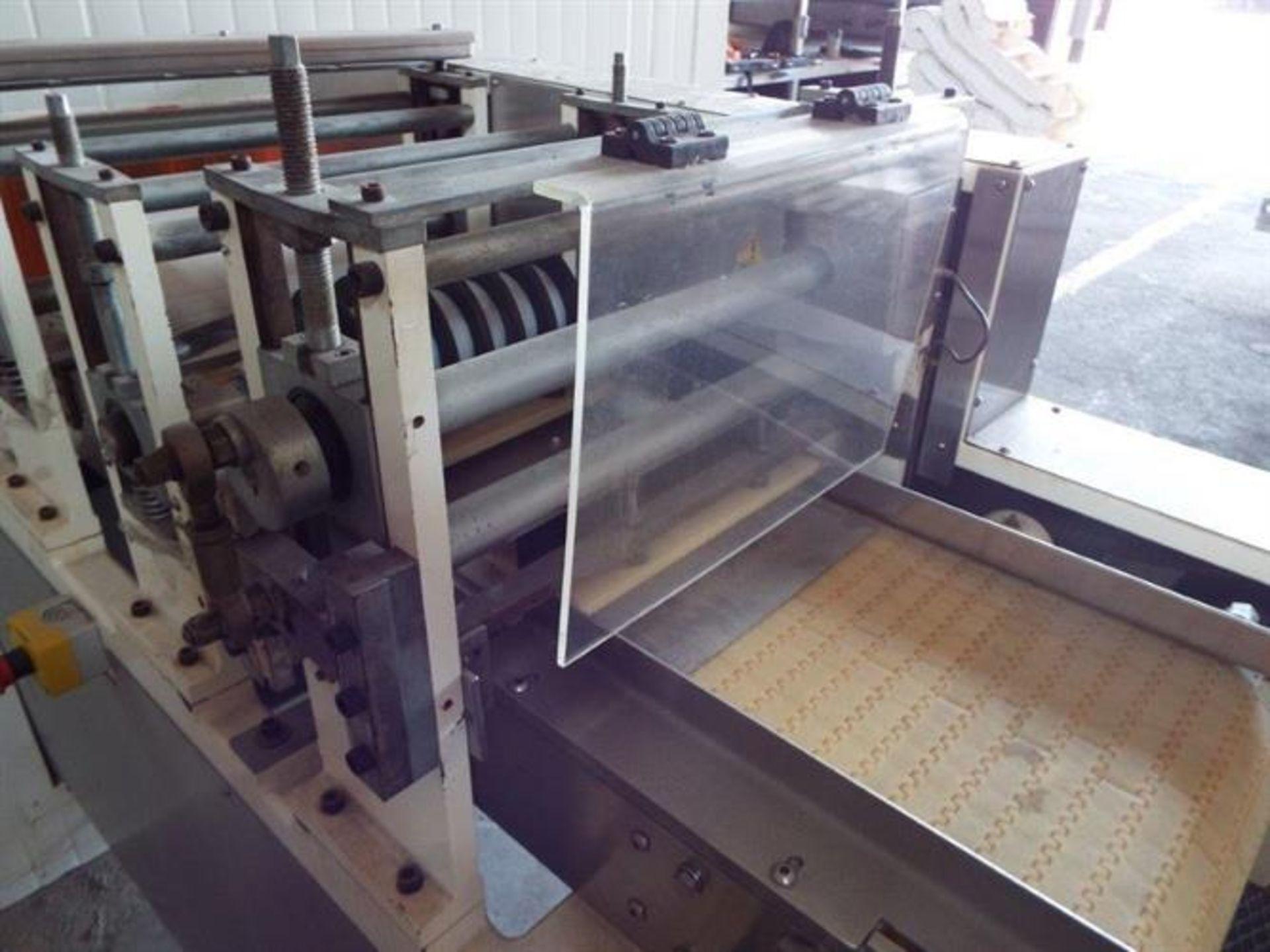 Tecmaq 290 mm Wide Slab Forming Line - Model TM-6H built 2012 - Three sets of gauging/sheeting - Image 20 of 30