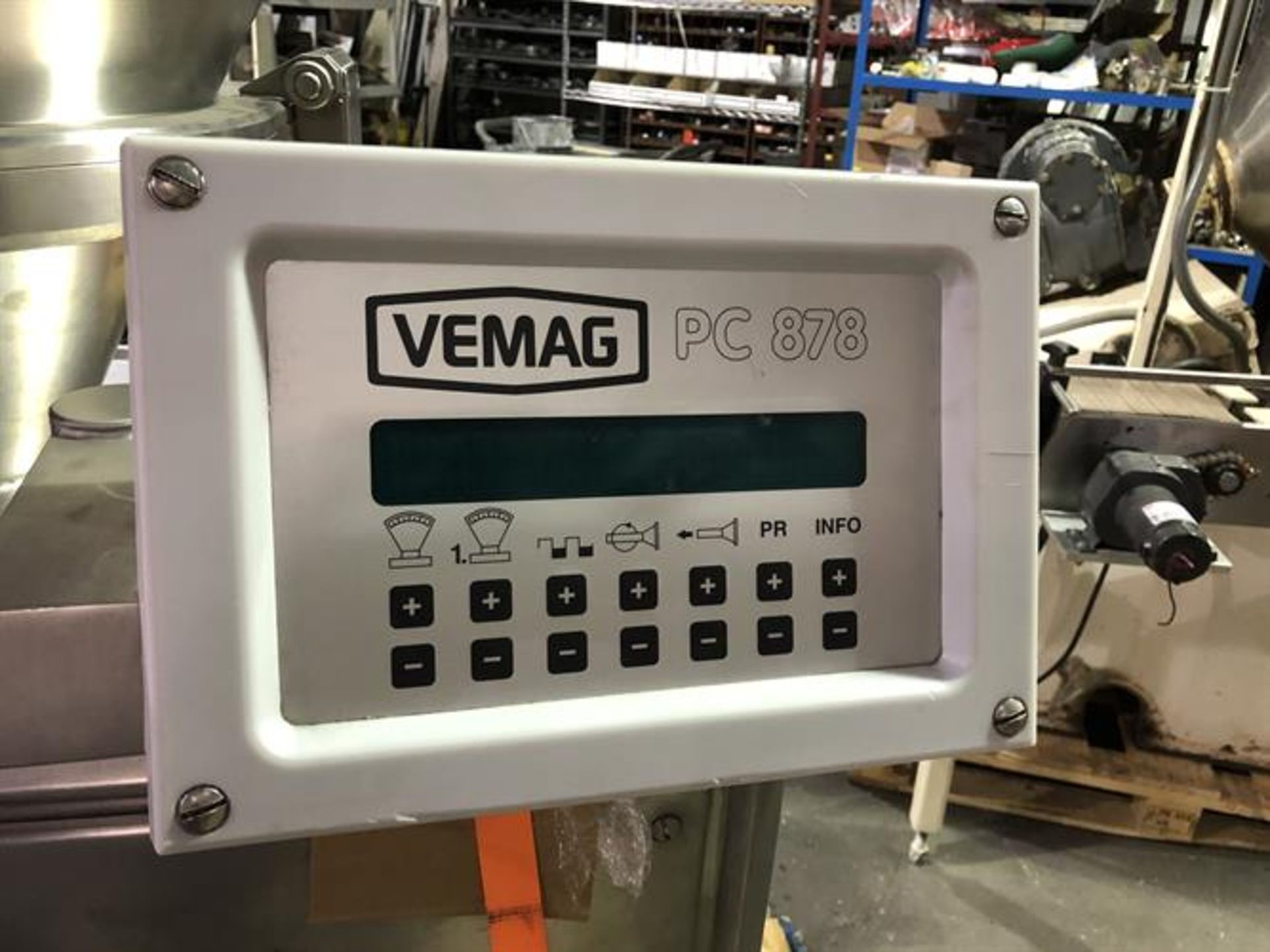 Vemag Robot 500 Stainless Steel Vacuum Stuffer - Machine has been completely reconditioned - PC - Image 18 of 31