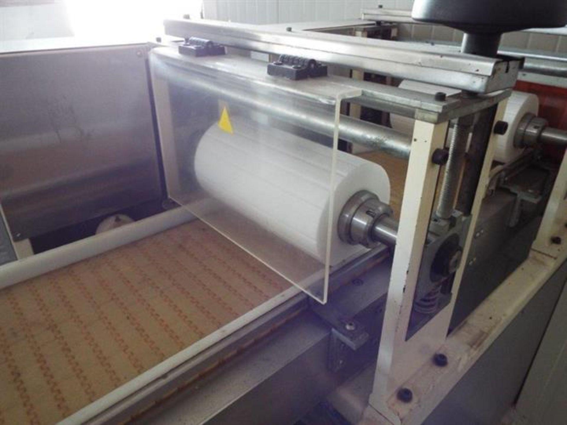 Tecmaq 290 mm Wide Slab Forming Line - Model TM-6H built 2012 - Three sets of gauging/sheeting - Image 14 of 30