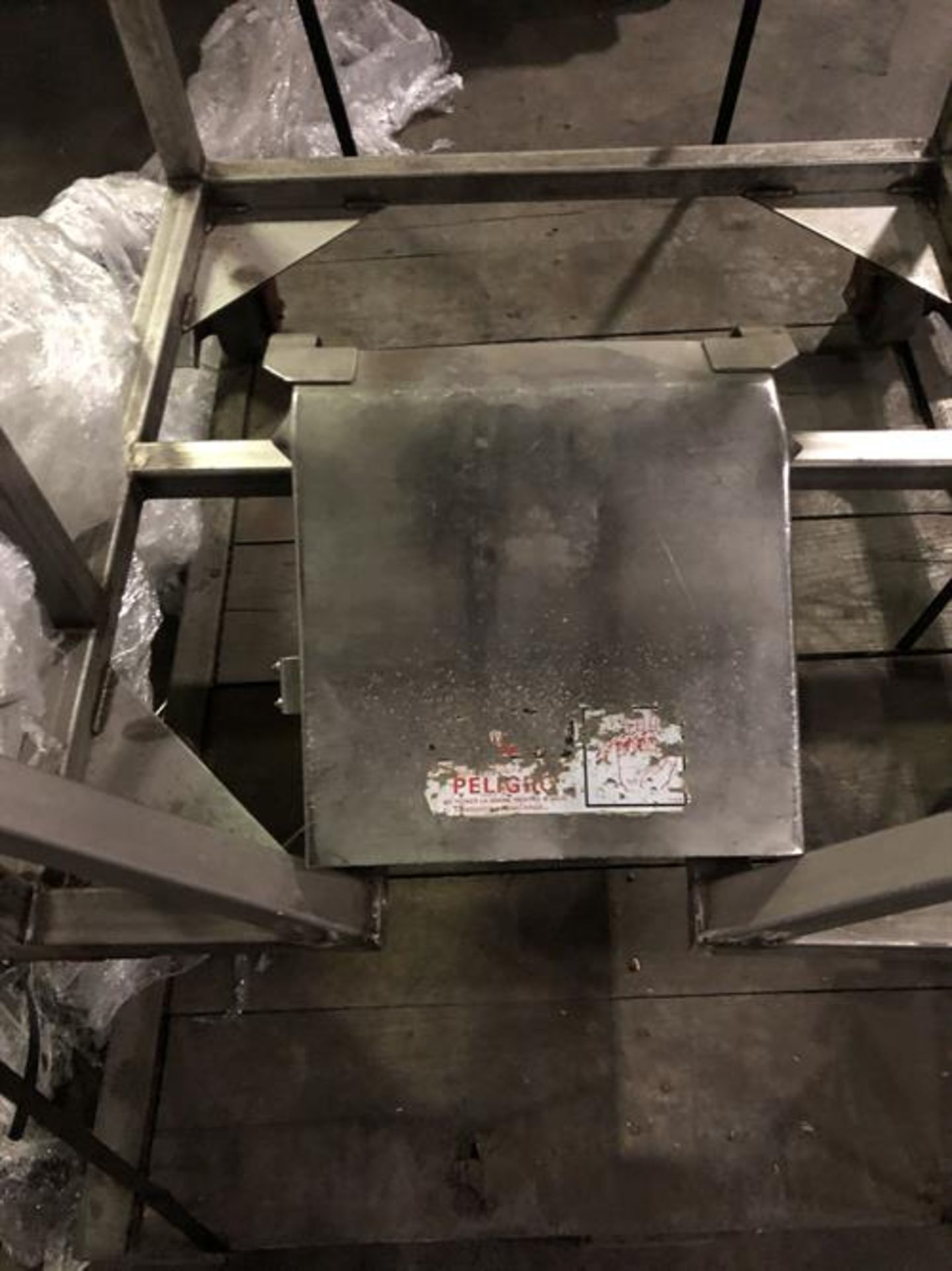 Urschel model N Stainless Steel Granulator - Vibrator pan feeder with variable speed rheostat - - Image 18 of 18