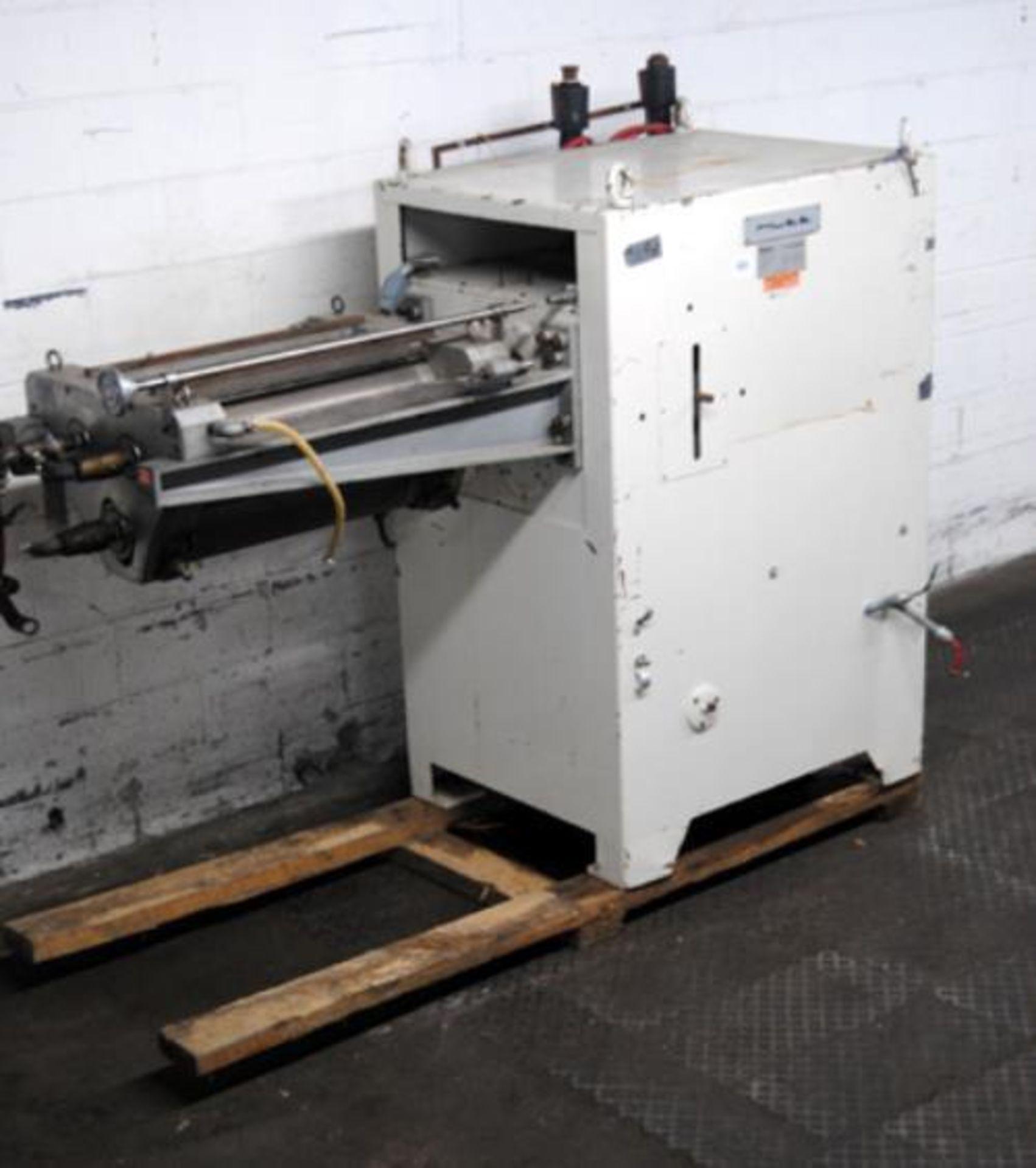 Tecmaq 290 mm Wide Slab Forming Line - Model TM-6H built 2012 - Three sets of gauging/sheeting - Image 27 of 30