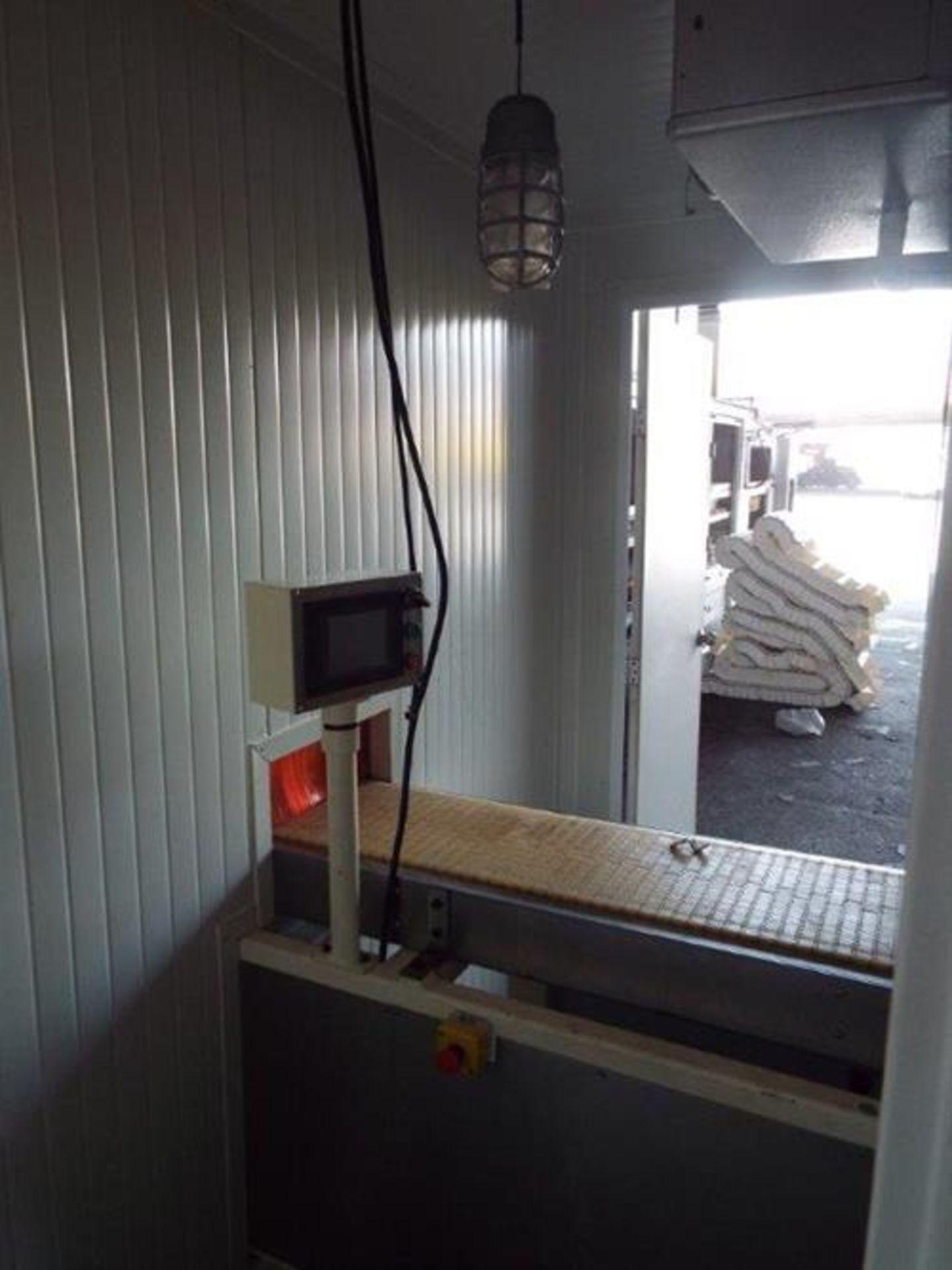 Tecmaq 290 mm Wide Slab Forming Line - Model TM-6H built 2012 - Three sets of gauging/sheeting - Image 8 of 30