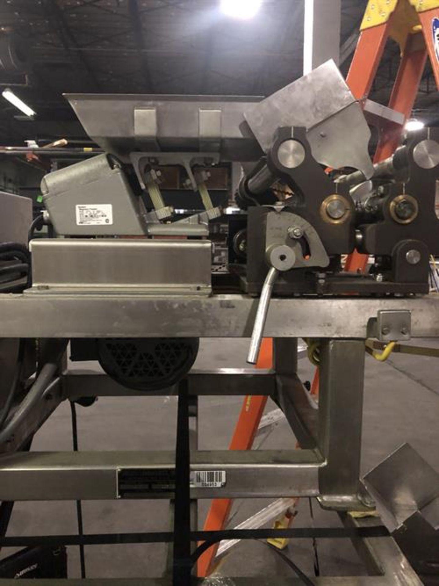 Urschel model N Stainless Steel Granulator - Vibrator pan feeder with variable speed rheostat - - Image 5 of 18