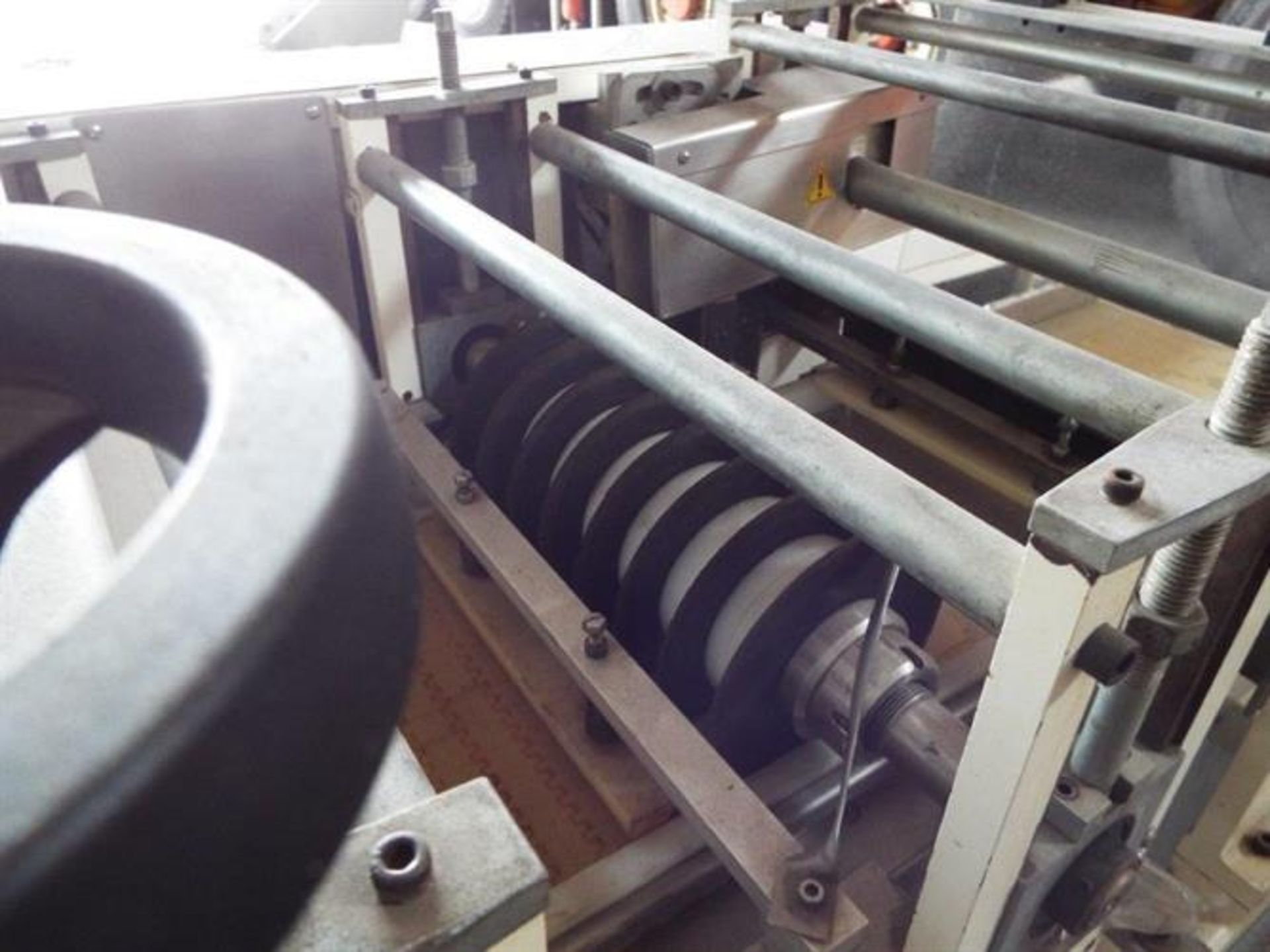 Tecmaq 290 mm Wide Slab Forming Line - Model TM-6H built 2012 - Three sets of gauging/sheeting - Image 18 of 30