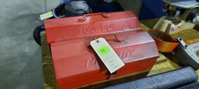 RED TOOL BOXES