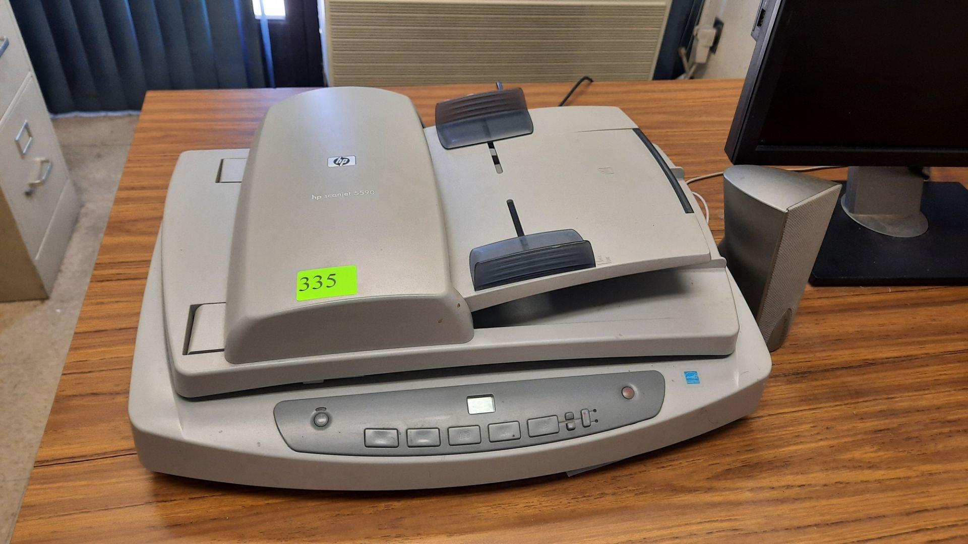 HP SCANJET5590