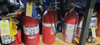 LG FIRE EXTINGUISHERS