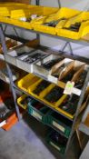 SHELVES OF TOOLING 2 SECTIONS