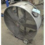 "VENCO 36"" Portable Drum Fan"