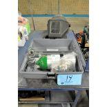 3M Respiratory Helmet with Oxygen Tank