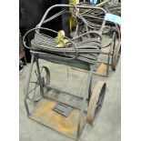 Oxygen/Acetylene Outfit with Cart, Hose, Torch and Regulators, (Tanks Not Included)