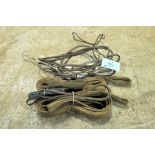 Lot-Cable Slings and Cloth Strap Slings on Bottom Shelf