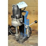 HOUGEN ROTABROACH Model 10914, 350-RPM Magnetic Base Drill Press