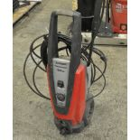 HUSKY Model 1800 1.6 GPM 1,800-psi Portable Electric Cold Water Pressure Washer