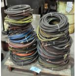 Lot-Air Hose in (2) Stacks on (1) Pallet
