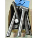 Lot-Small Sledge Hammers in (1) Box