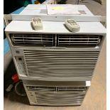 Lot-(2) Frigidaire Room Air Conditioners