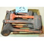 Lot-Poly Coated Mallets in (1) Box