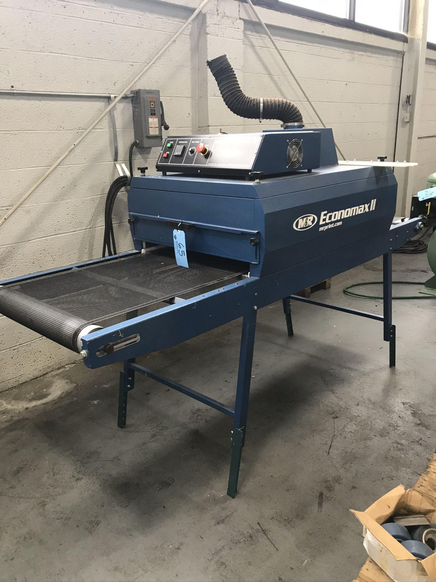 M&R Economax II ECMXII2432016A21 Drying Oven