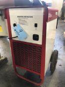 Ebac Model# 1025000 Portable Industrial Dehumidifier, 110 Volt