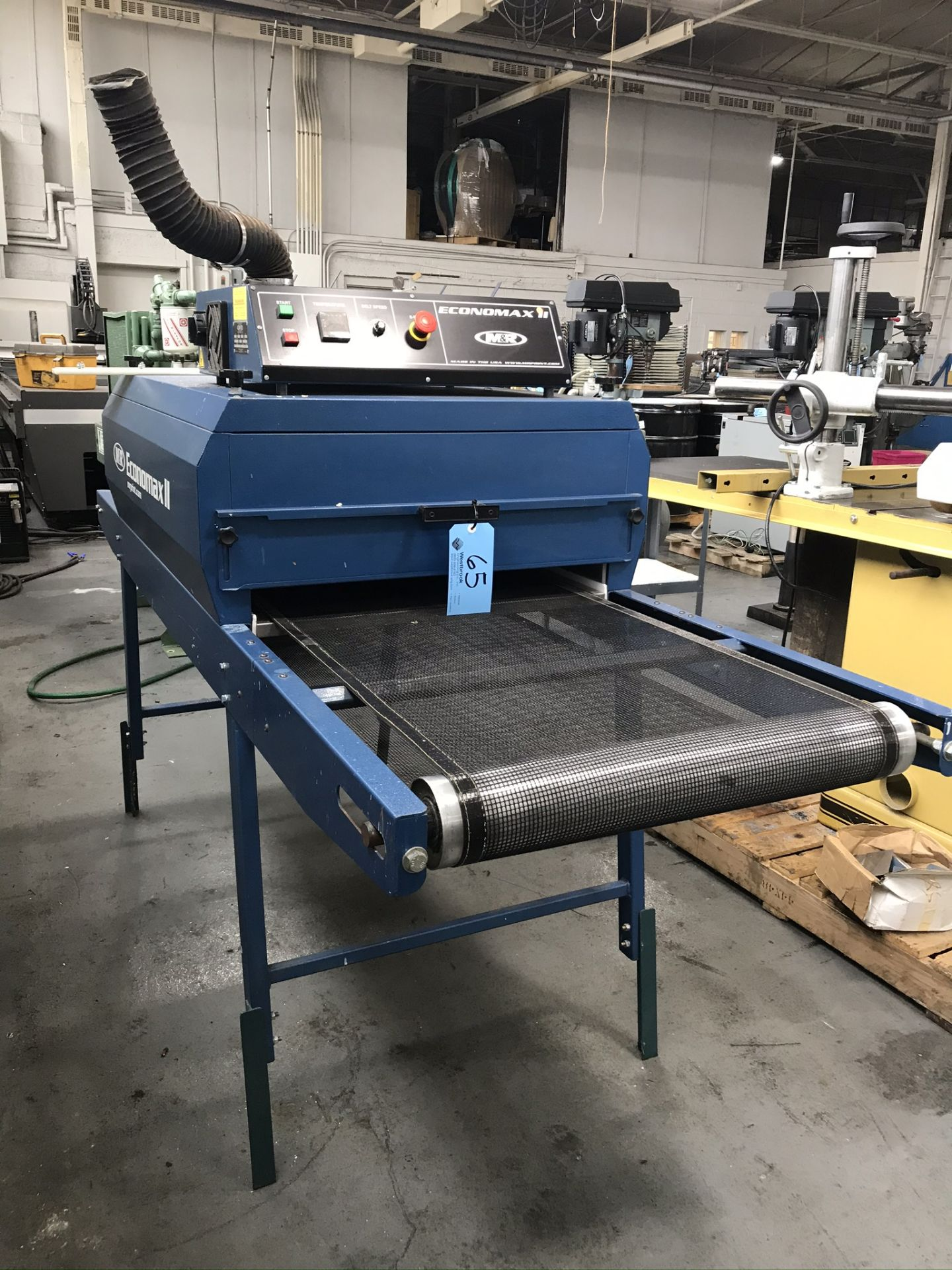 M&R Economax II ECMXII2432016A21 Drying Oven - Image 4 of 6