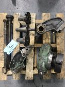 Lot of Milling Machine Accessories