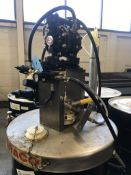 """Graco Husky 515, 1/2"""" Air Operated Double Diaphragm Pump (Drum not included)"""