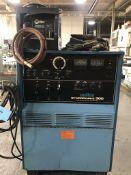 Miller Syncrowave 300 Welder w/ Miller Radiator 1A Cooling System