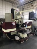 "Acer Model E1454B 14"" x 54"" 3-Axis CNC Bed Mill, CAT #40, 50-3750 RPM, 5 HP, (2009)"