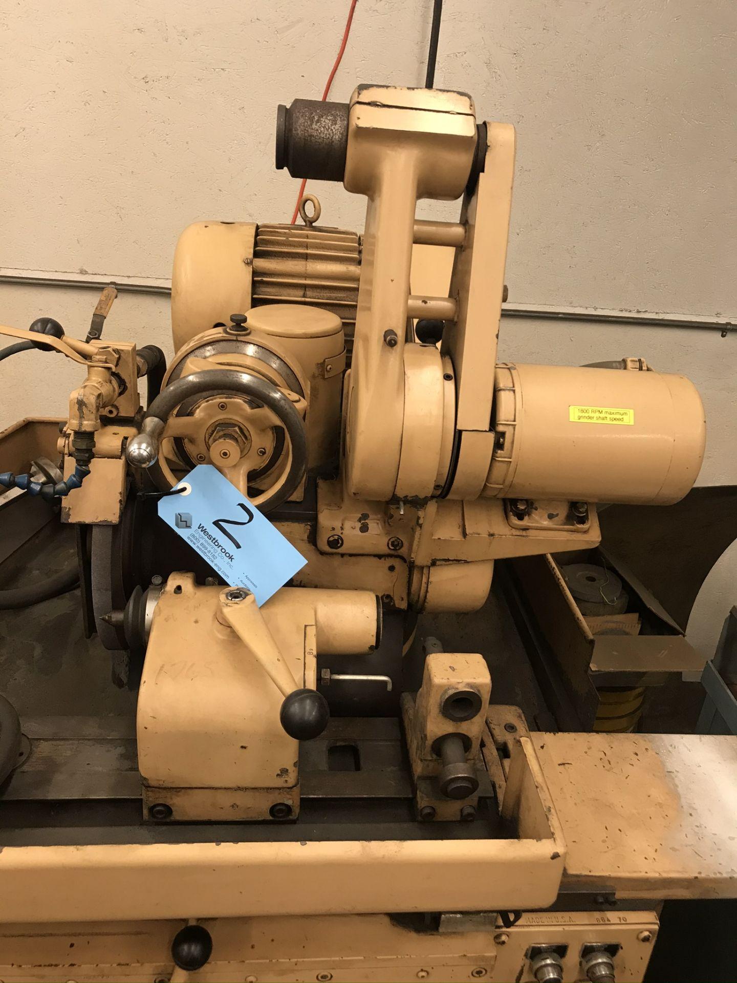 Landis Type 1R Universal Grinder Model #10x20 - Image 4 of 10