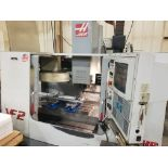 Haas VF2 Vertical Machining Center, 20 ATC, Chip Auger, Thru Spindle Coolant, Vector Drive