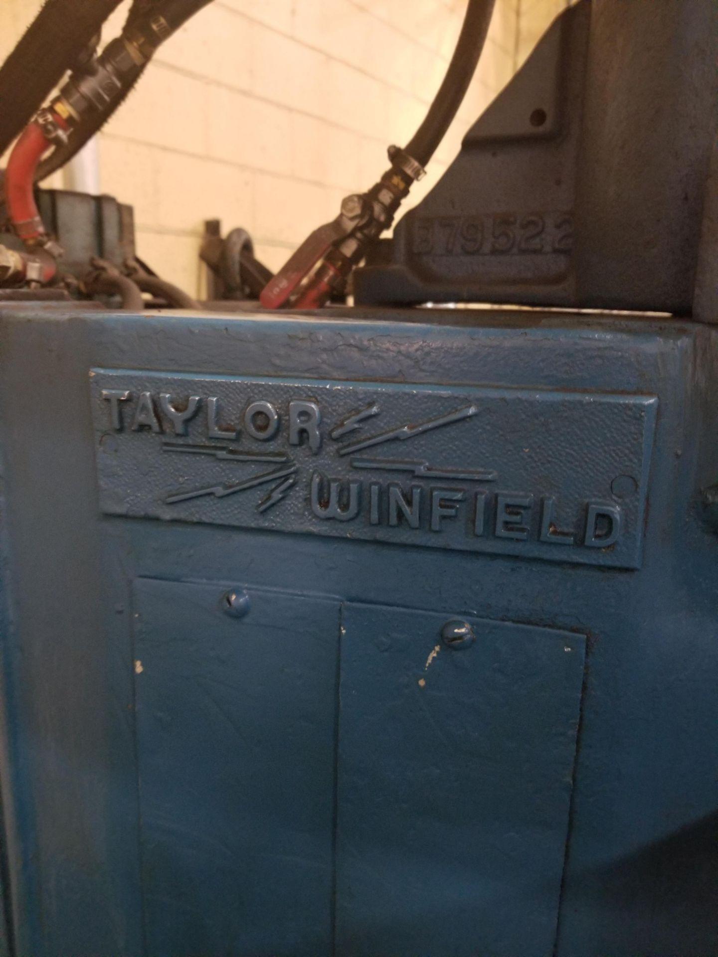 "Taylor Winfield 120 KVA Spot Welder, 18"" Throat - Image 5 of 7"