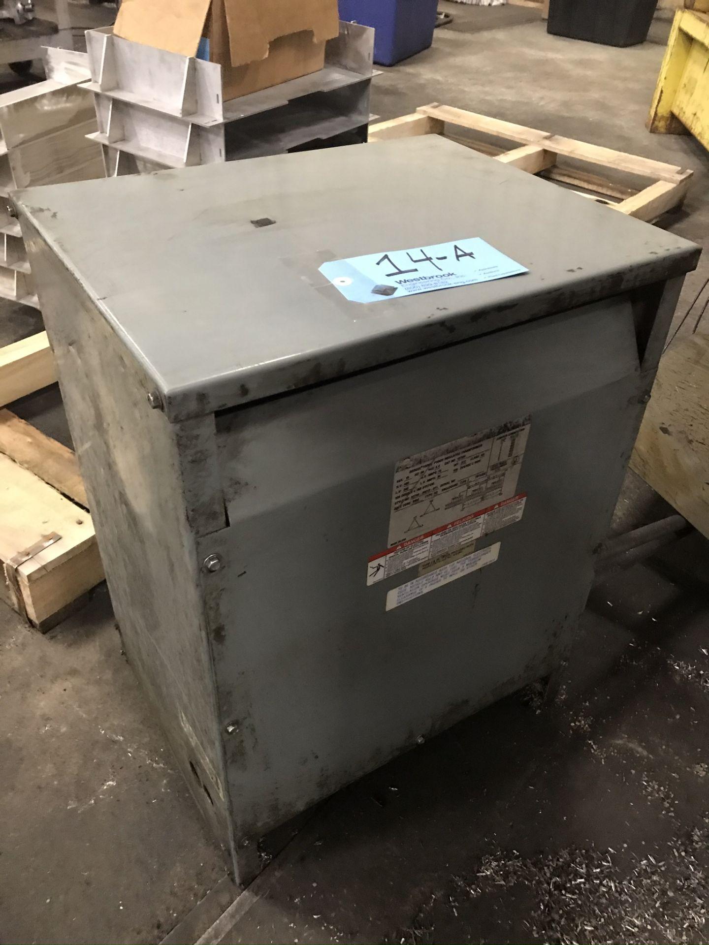 Sorgel 15 KVA Transformer