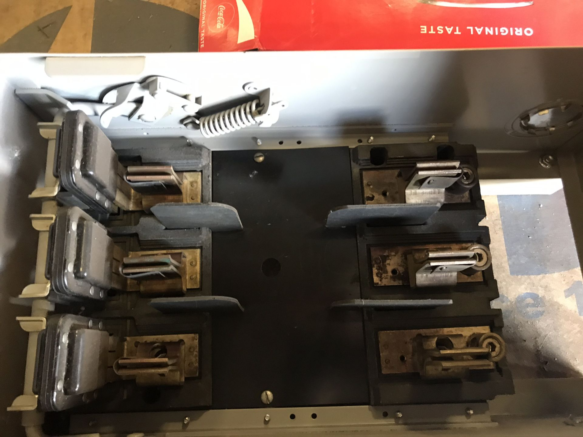 Lot of (7) 200 Amp Bus Boxes - Image 2 of 4