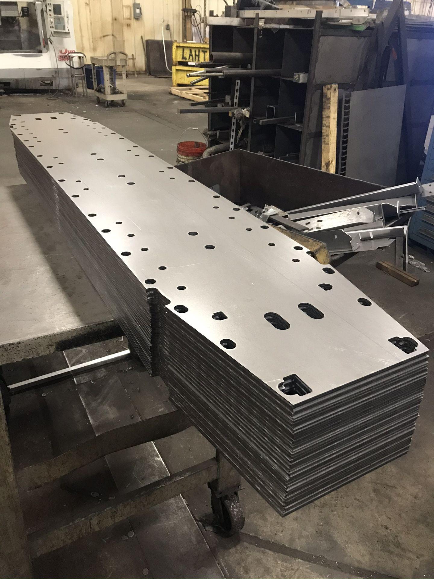 Amada Pega 357 CNC Turret Punch - Image 7 of 7