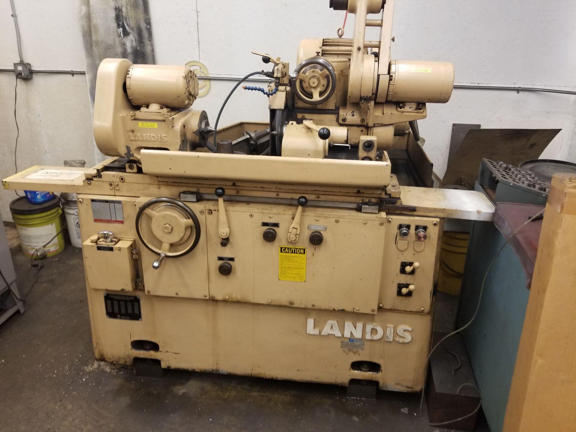 Landis Type 1R Universal Grinder Model #10x20