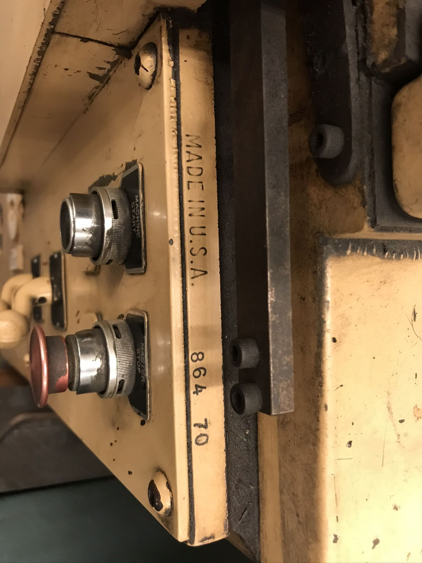 Landis Type 1R Universal Grinder Model #10x20 - Image 9 of 10