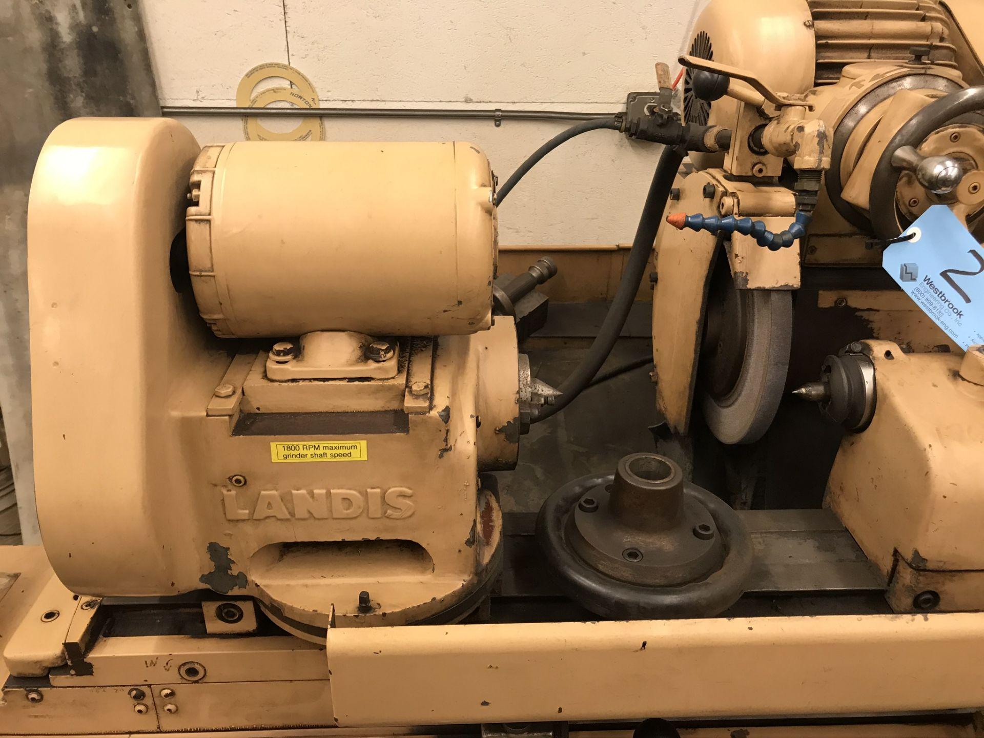 Landis Type 1R Universal Grinder Model #10x20 - Image 5 of 10