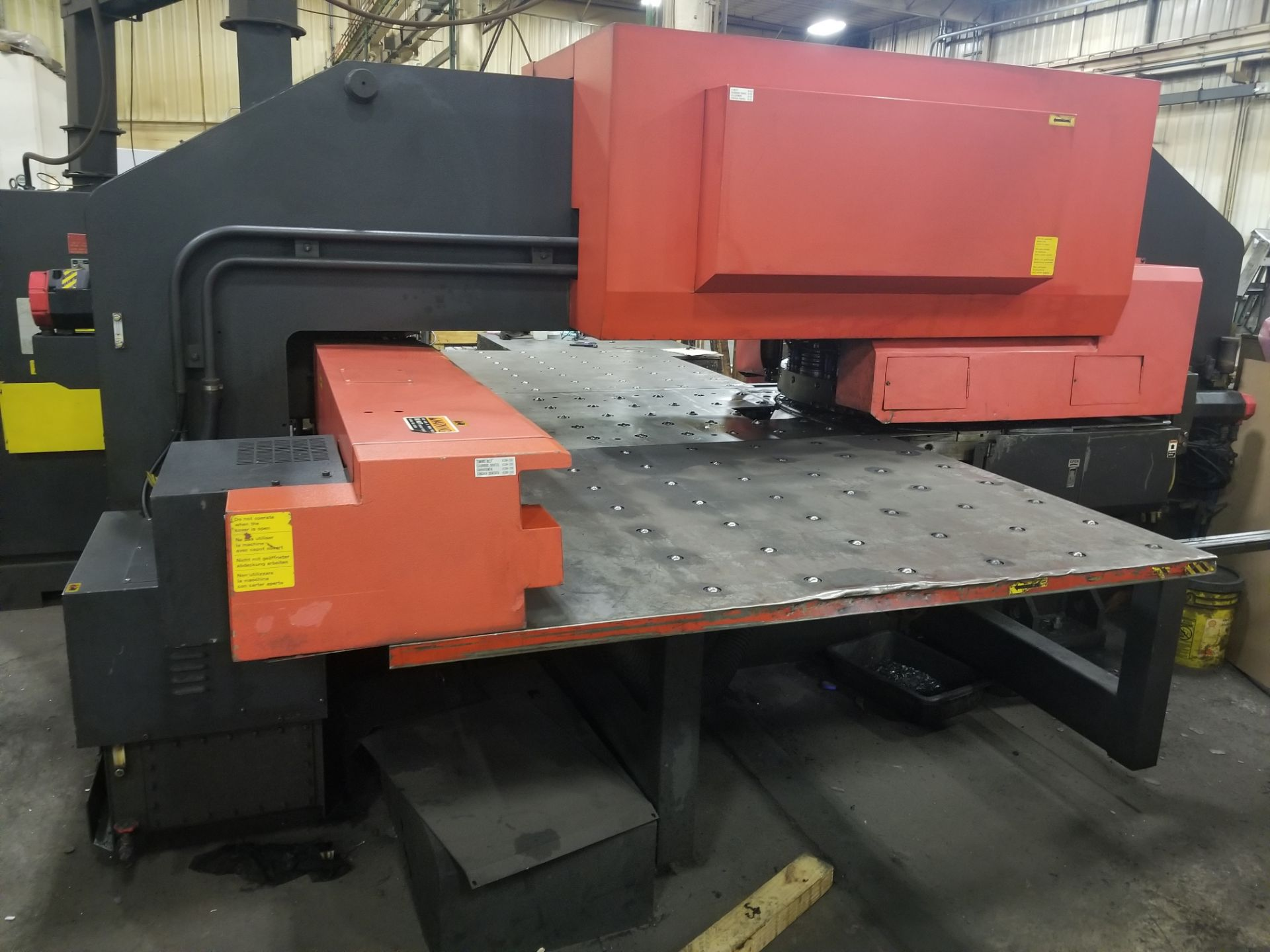 Amada Pega 357 CNC Turret Punch - Image 3 of 7
