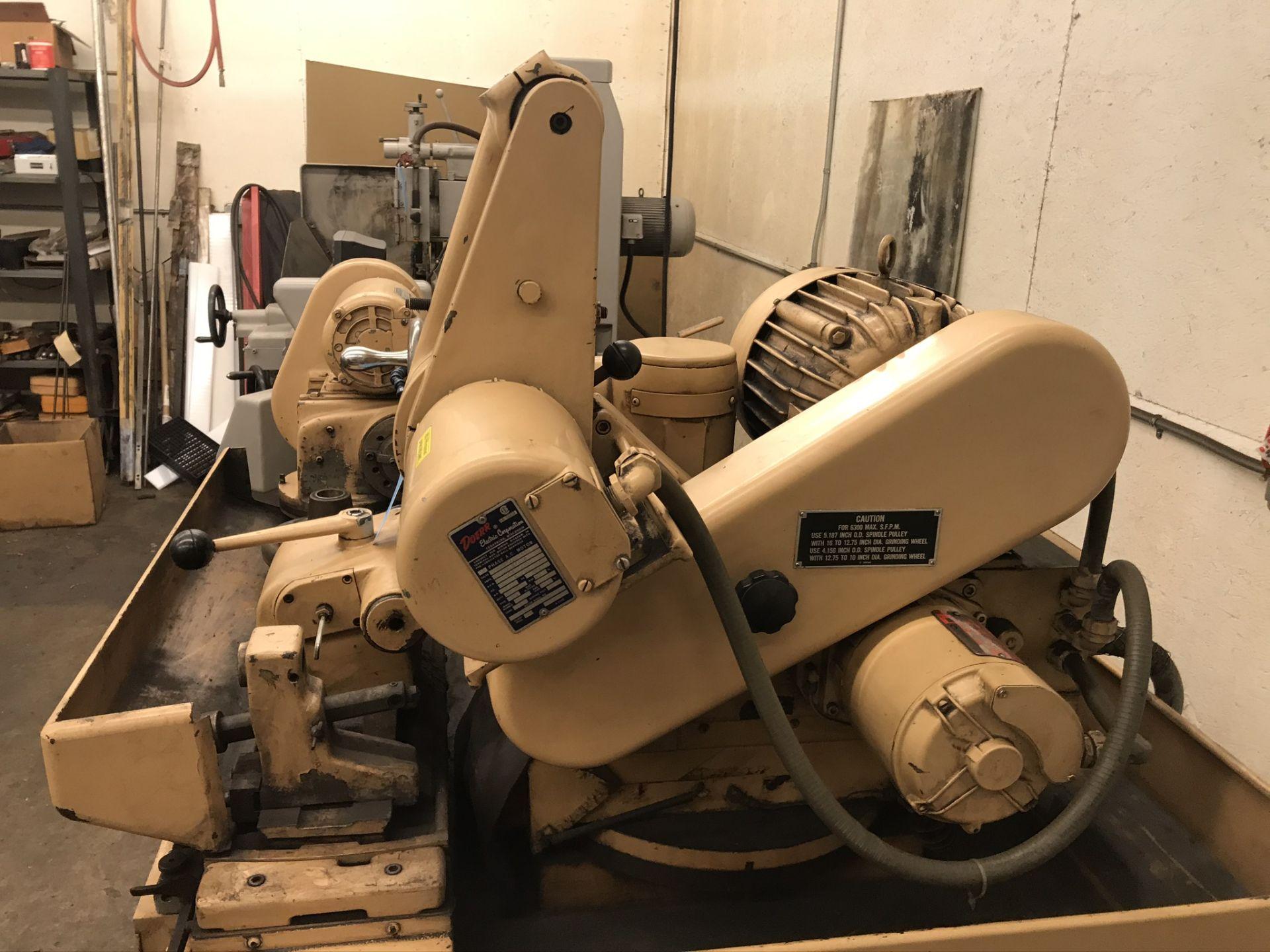 Landis Type 1R Universal Grinder Model #10x20 - Image 7 of 10