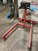 Pittsburgh 1-Ton Capacity Portable Engine Stand