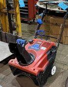 "Toro Power Clear Model 721 OZR, 212cc x 21"" Width Gas Powered Walk Behind Snow Thrower"