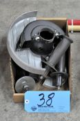 Lot-Grinder Guards and Handles in (1) Box