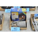 Lot-(1) Airless Paint Sprayer and (1) Pneumatic Cup Gun in (1) Box