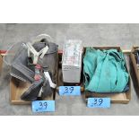 Lot-Face Shields and Welding Protection Clothing in (3) Boxes