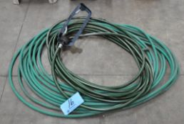Lot-Water Hose with Sprinkler