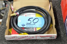Weldcraft QHK-2 Hook Up Kit in Box